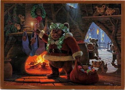 Счастливого рождества ида пребудет стобой сила!. Изображение № 6.