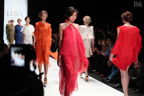 Mersedes-benz fashion week Russia, день первый. Показ Лены Карнауховой. Изображение № 16.