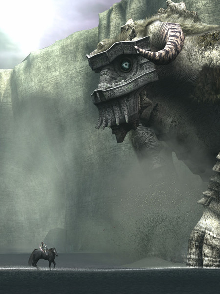 Shadow Of The Colossus. Изображение № 5.