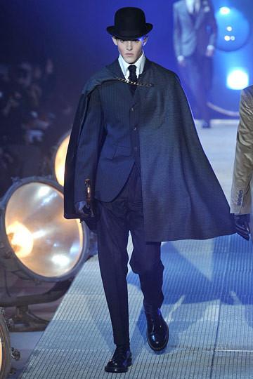 Неделя моды в Париже: мужские показы. Изображение № 54.