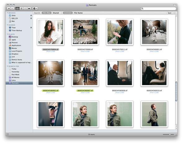 Хранение и каталогизация фотографий. Изображение № 3.