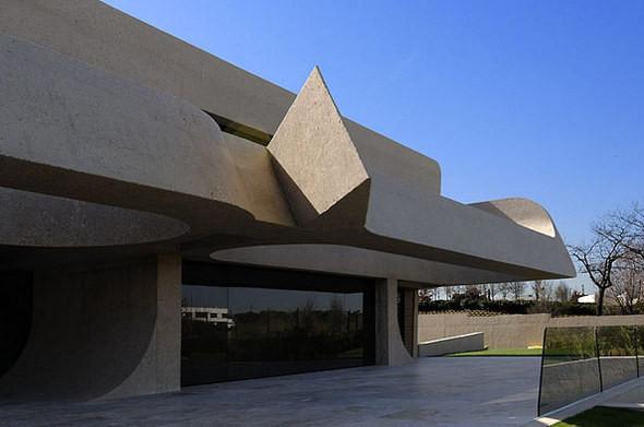 Изображение 6. Дом в Мадриде от студии A-cero.. Изображение № 6.