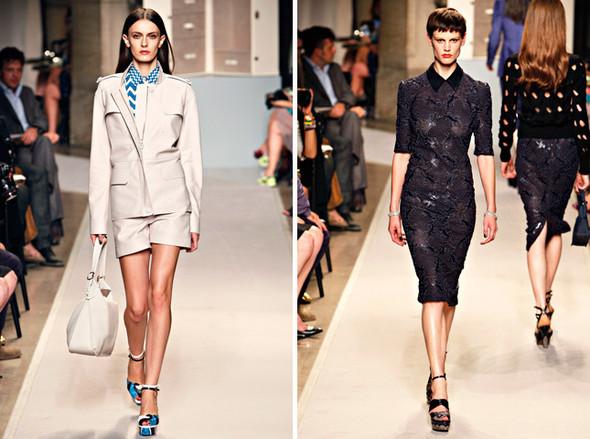 Показы Paris Fashion Week SS 2012: День 5. Изображение № 14.