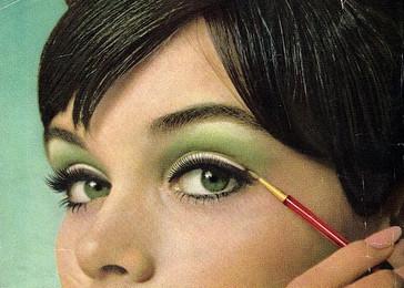 Изображение 62. Мода 60х: макияж.. Изображение № 61.