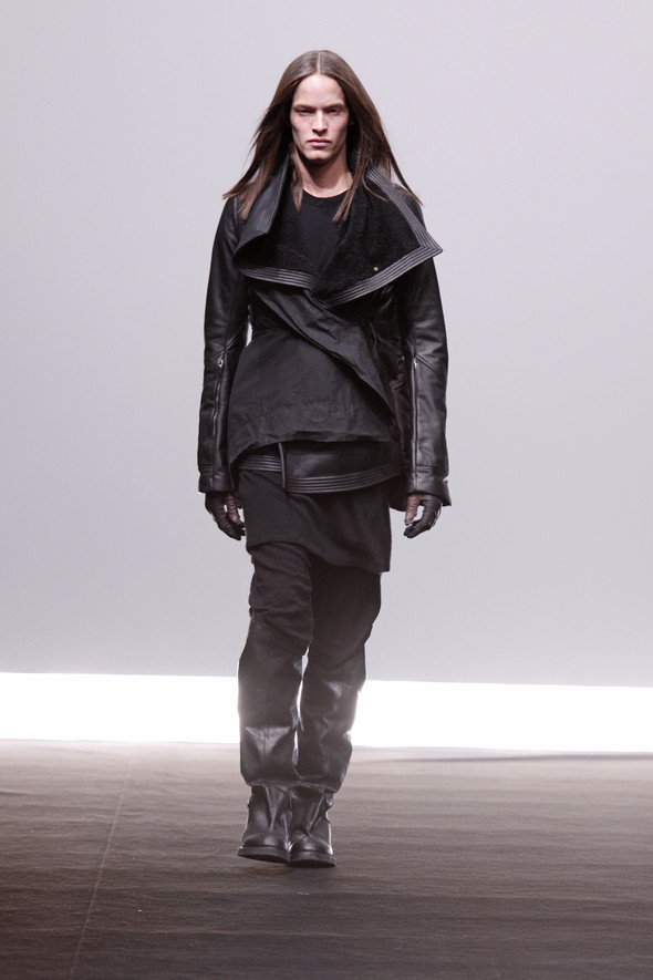 Rick Owens Fall Winter 2009 2010. Изображение № 38.