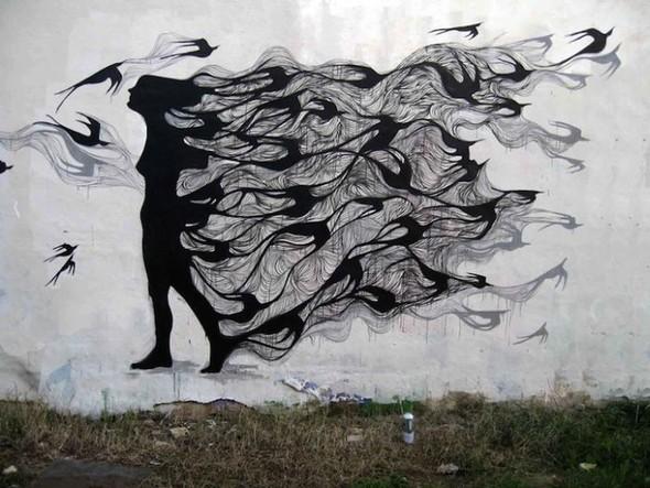 Искусство на улицах. Изображение № 20.