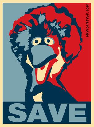 Выборы-выборы: Обама, Ромни и Большая Желтая Птица. Изображение № 10.