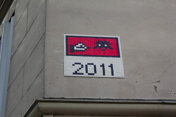 Стрит-арт центра Парижа. Изображение № 27.