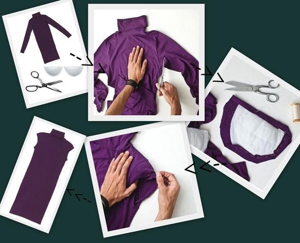 3000 идей переделки одежды из старой в стильную. Изображение № 25.