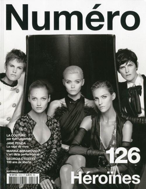 Обложки: H&M, Harper's Bazaar, Numero и Wallpaper. Изображение № 4.
