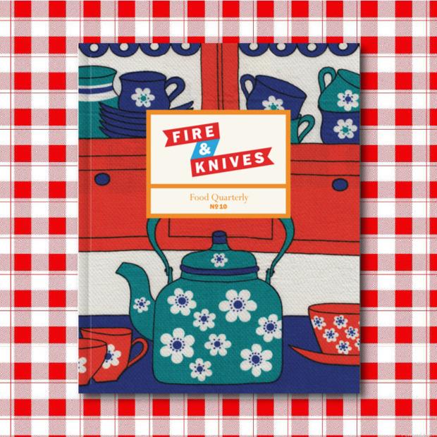Съедобное-несъедобное: 10 журналов о еде и выпивке. Изображение № 7.