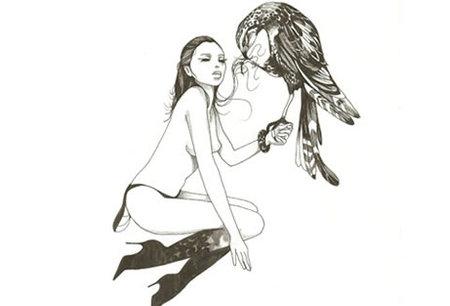Иллюстрации Дэйвида Брэя грация исексуальный подтекст. Изображение № 23.
