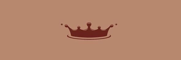 День шоколада. Вкусные шоколадные логотипы. Изображение № 25.