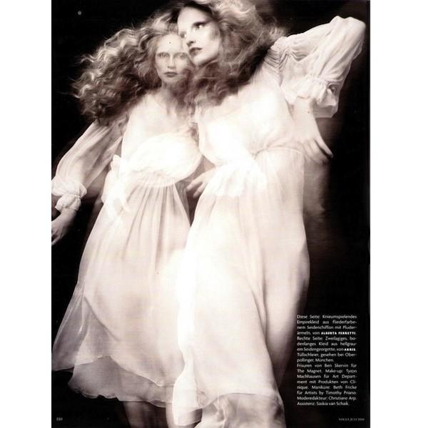5 новых съемок: Amica, Elle, Harper's Bazaar, Vogue. Изображение № 40.