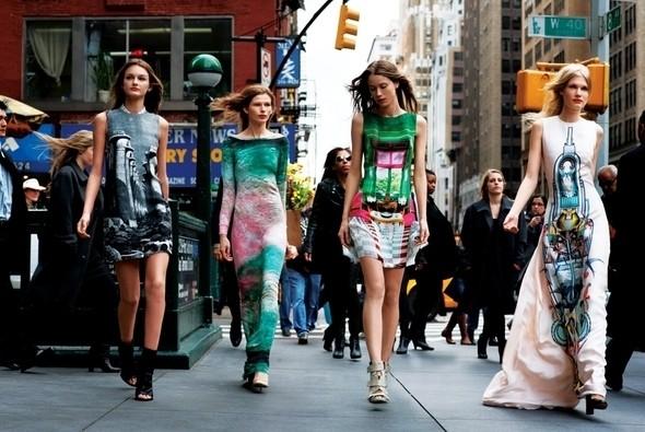 Изображение 29. Съемки: Harper's Bazaar, Metal, V и Vogue.. Изображение № 29.