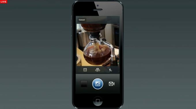В Instagram добавили поддержку видео. Изображение № 5.