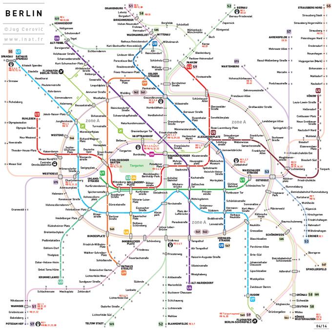 Дизайнер показал стандарт для схем метро на примере Москвы и ещё 11 городов. Изображение № 8.
