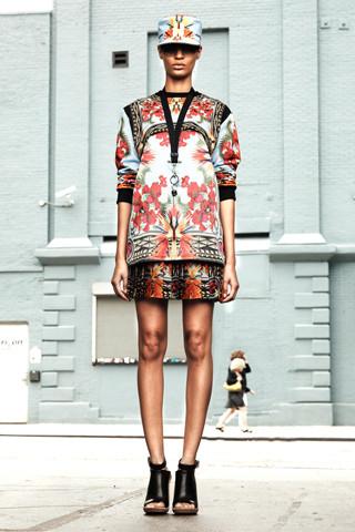 Изображение 29. Лукбуки Resort 2012: Givenchy, Lanvin.. Изображение № 29.
