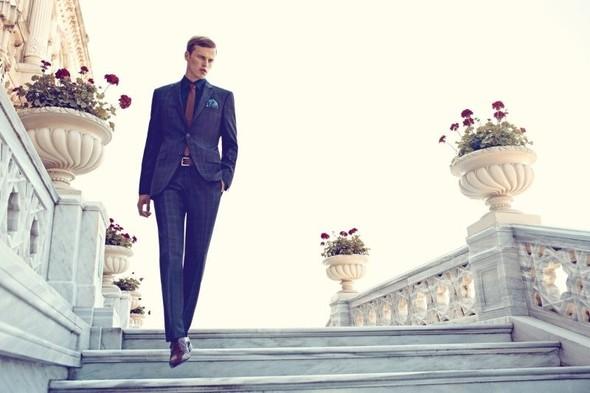 Мужские кампании: Calvin Klein, Sergio K и другие. Изображение № 4.