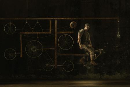 Олимпийский календарь «Обратная сторона медали». Изображение № 15.