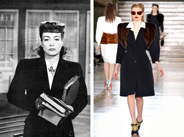 Винтаж и мода: От барахолки до подиума. Изображение № 8.