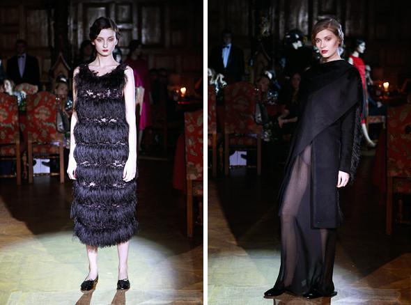 Изображение 2. Vardoui Nazarian FW 2011: прозрачные юбки и пушистые майки.. Изображение № 2.