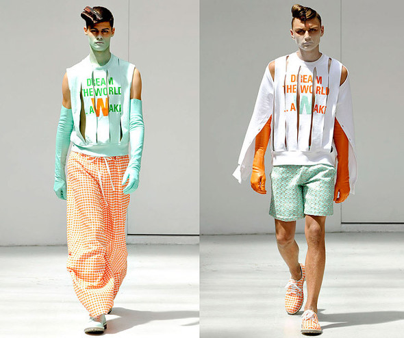 CLOUD #9 by Walter Van Beirendonck Summer 2012. Изображение № 6.