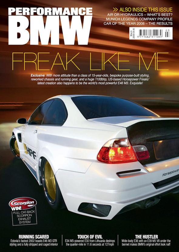 BMWM3. Тюнинг поамерикански. Изображение № 2.