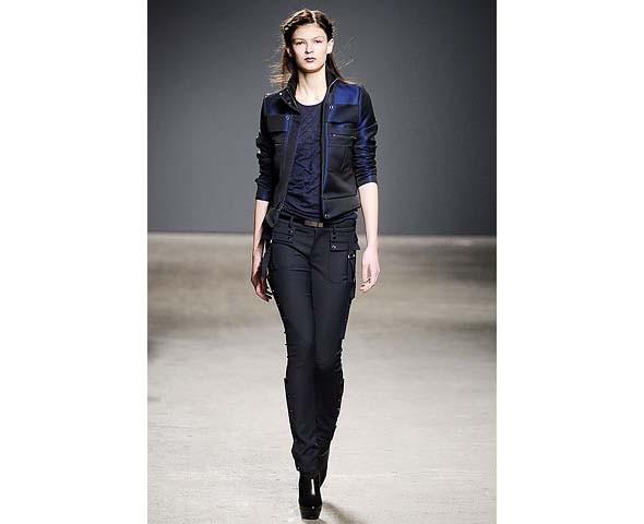Неделя моды в Нью-Йорке: второй день. Изображение № 64.