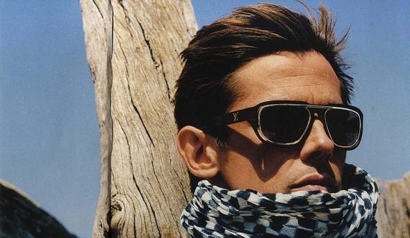 Кампания: мужская коллекция Louis Vuitton SS 2012. Изображение № 10.