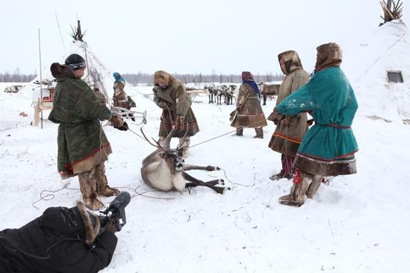 Путешествие на Север к ненцам. Изображение № 15.