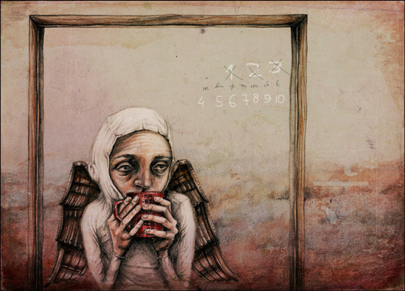 Изображение 5. Галя Губченко.. Изображение № 5.