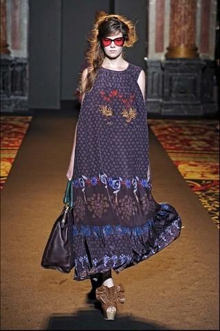 Алена Ахмадуллина на Парижской неделе моды. Изображение № 13.