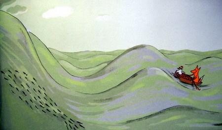 Ликующий сюрвкнижной иллюстрации Беатрис Родригес. Изображение № 16.
