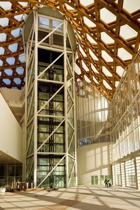 Новые музеи современного искусства: Рим, Катар и Тель-Авив. Изображение №8.