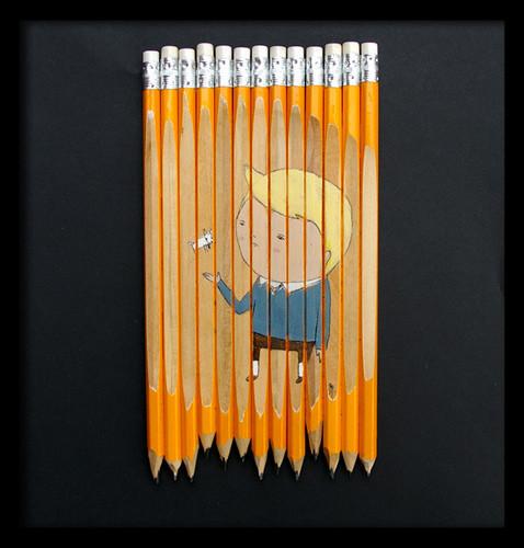 Pencil Sets. Изображение № 5.