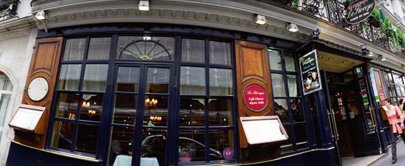 Изображение 53. Парижские кафе.. Изображение № 55.