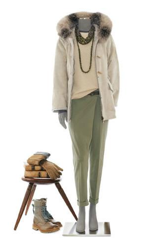 Brunello Cucinelli: лукбук осень-зима 2011/2012. Изображение № 107.