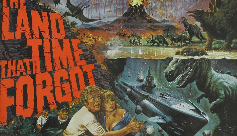 Как менялись динозавры  в кино. Изображение № 5.