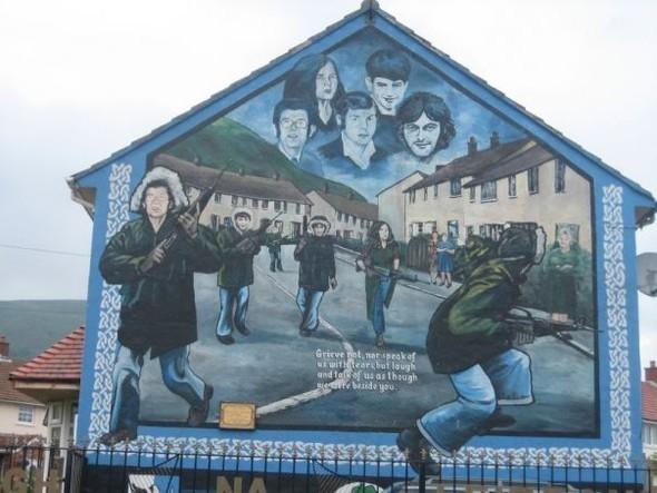 Граффити Ольстера. Изображение № 19.