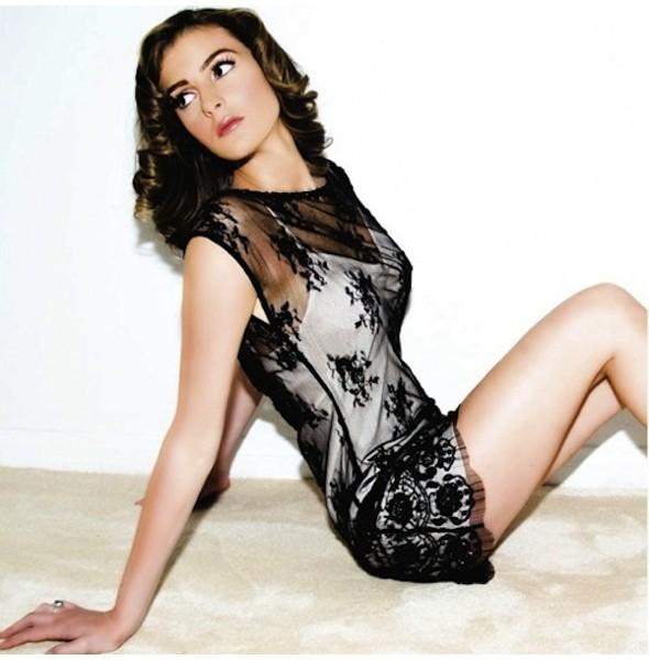 Эли Лохан снялась в рекламной кампании 6126. Изображение № 2.