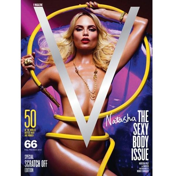 Сексуальный выпуск V Magazine. Изображение № 5.