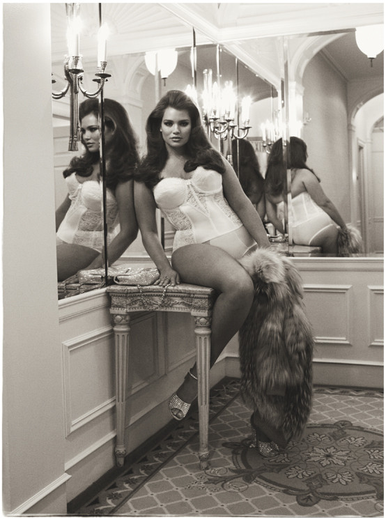 Изображение 3. Belle Vere by Steven Meisel.. Изображение № 3.