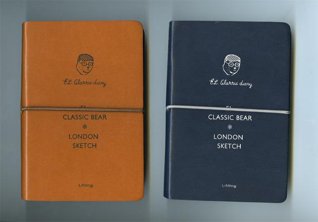 Ежедневники El Classic Bear - убийцы Молескина. Изображение № 14.