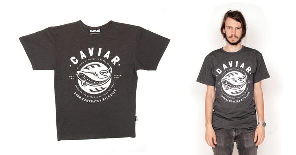 Новая коллекция Caviar clothes. Изображение № 3.