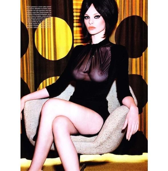 5 новых съемок: Dossier, Elle, V и Vogue. Изображение № 46.