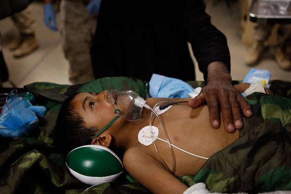 Афганистан. Военная фотография. Изображение № 83.