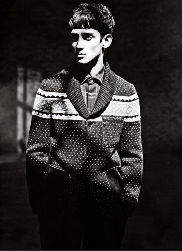 Изображение 59. Лукбуки: Gucci, Comme des Garcons, Burberry и другие.. Изображение № 59.