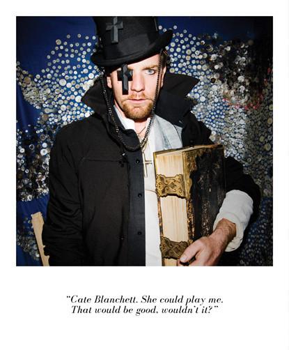 Ewan McGregor для Bullett Magazine. Изображение № 4.
