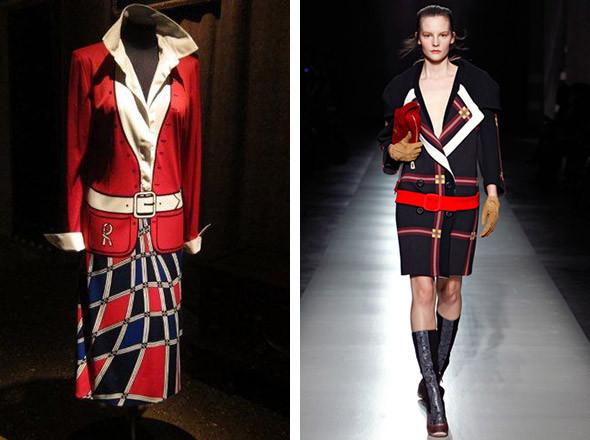 Винтаж и мода: От барахолки до подиума. Изображение № 4.